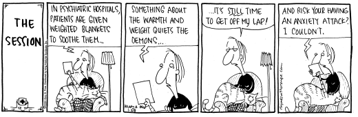 Rhymes with Orange Nationally syndicated comic strip published: January 29, 2006 Re-printed with permission of the artist