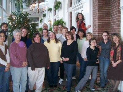 January 2008 Participants